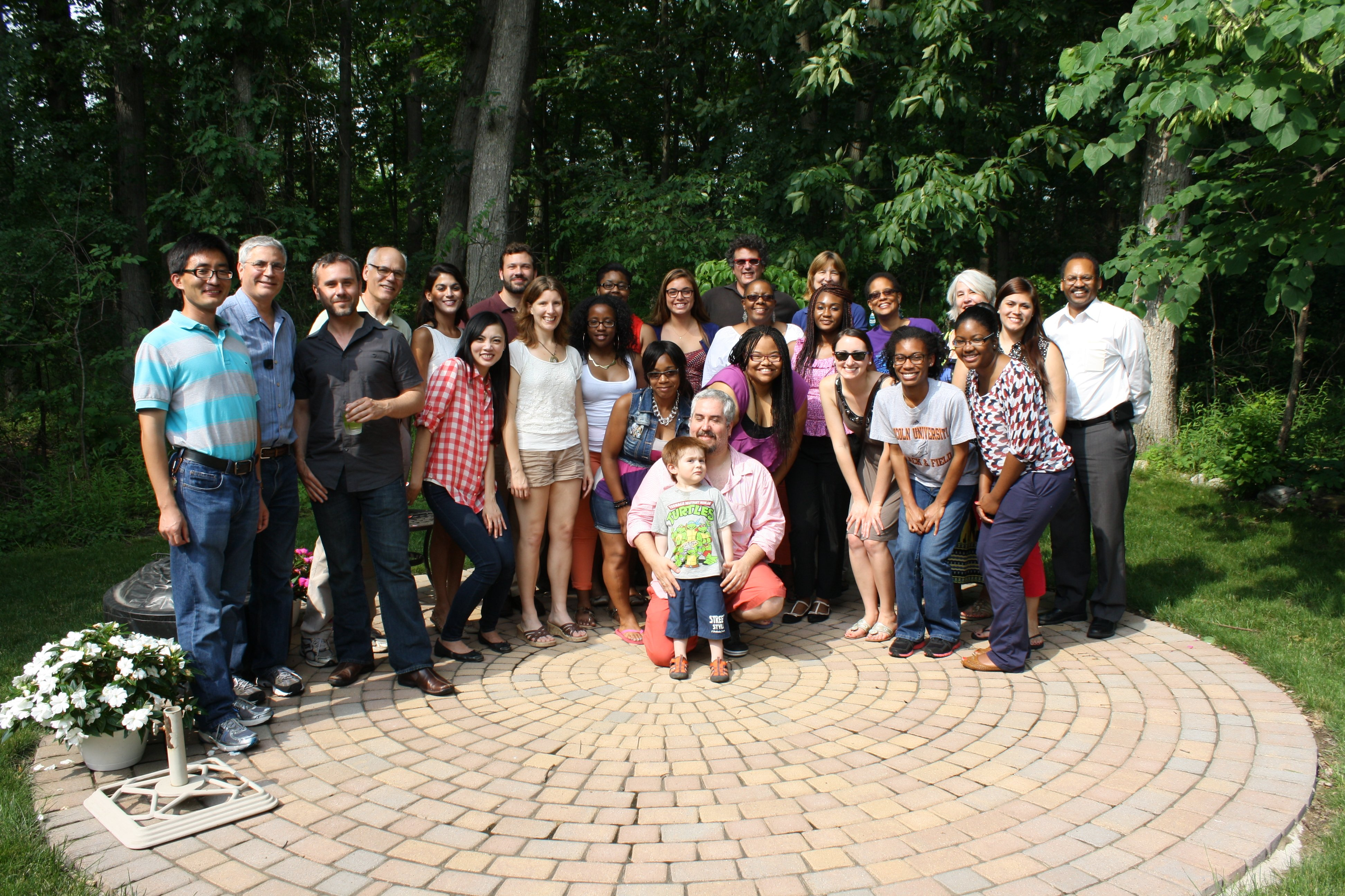 Thank You 2013 Summer Interns! | Prevention Research ...
