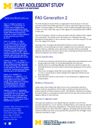 Project Factsheet – FAS