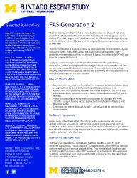 Project Factsheet – FAS