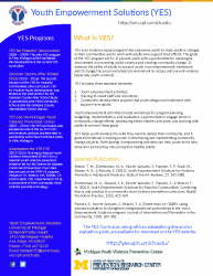 Project Factsheet – YES