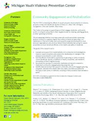 Project Factsheet – YVPC Community Engagement & Revitalization